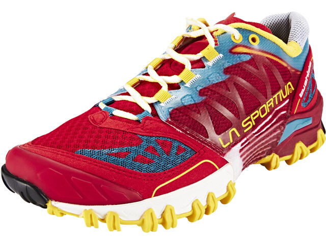 La Sportiva Bushido - Chaussures running Femme - rouge
